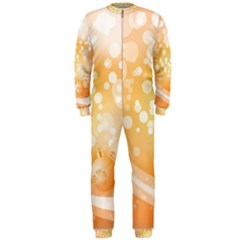 Wonderful Christmas Design With Sparkles And Christmas Balls OnePiece Jumpsuit (Men)