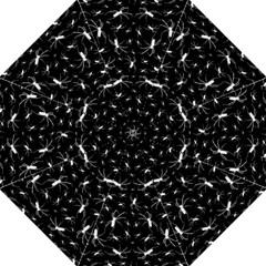 Spiders Seamless Pattern Illustration Hook Handle Umbrellas (Large)