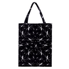 Spiders Seamless Pattern Illustration Classic Tote Bags