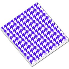 Houndstooth Blue Small Memo Pads
