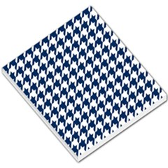 Houndstooth Midnight Small Memo Pads