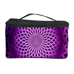 Swirling Dreams, Hot Pink Cosmetic Storage Cases