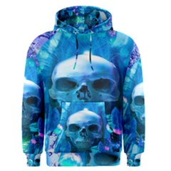 Skull Worship Men s Pullover Hoodies