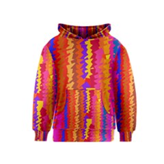 Colorful Pieces Kid s Pullover Hoodie