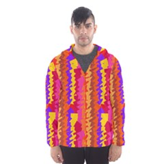Colorful pieces Mesh Lined Wind Breaker (Men)