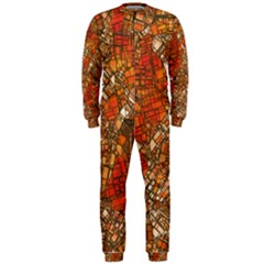 Fantasy City Maps 3 OnePiece Jumpsuit (Men)