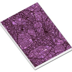 Fantasy City Maps 4 Large Memo Pads