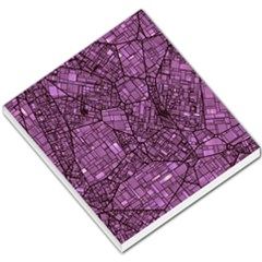 Fantasy City Maps 4 Small Memo Pads