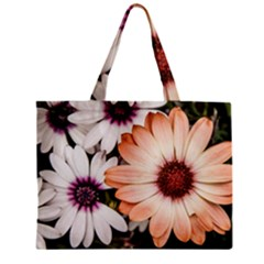 Beautiful Colourful African Daisies Tiny Tote Bags