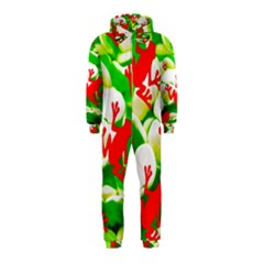 Box of Frogs  Hooded Jumpsuit (Kids)
