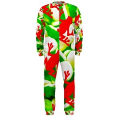 Box Of Frogs  Onepiece Jumpsuit (men)