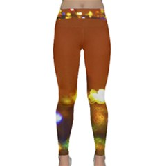 City lights Yoga Leggings