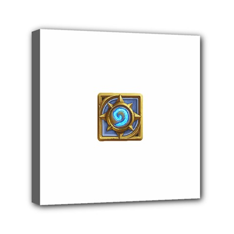 Hearthstone Update New Features Appicon 110715 Mini Canvas 6  x 6