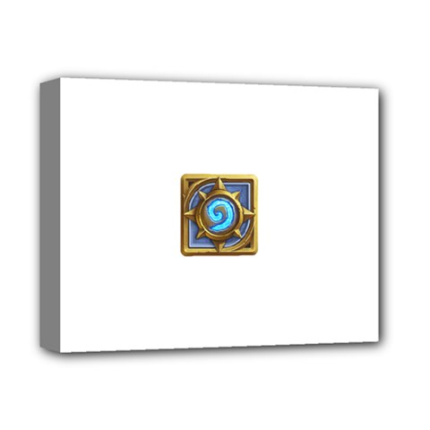Hearthstone Update New Features Appicon 110715 Deluxe Canvas 14  x 11