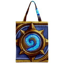 Hearthstone Update New Features Appicon 110715 Zipper Classic Tote Bags