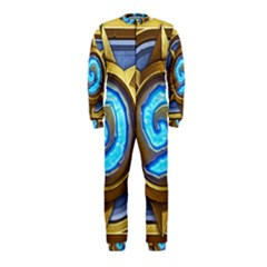 Hearthstone Update New Features Appicon 110715 OnePiece Jumpsuit (Kids)
