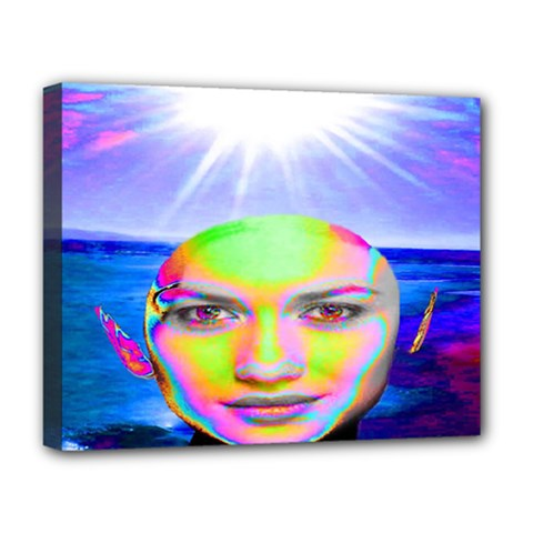Sunshine Illumination Deluxe Canvas 20  x 16