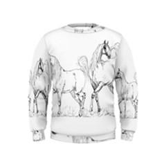 Logosquare Boys  Sweatshirts