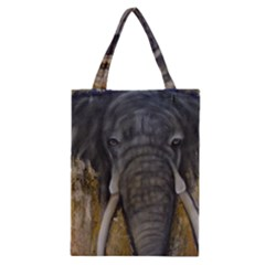 In the Mist Classic Tote Bags