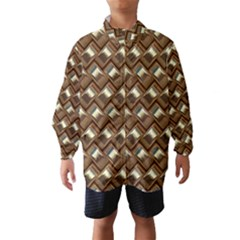 Metal Weave Golden Wind Breaker (kids)