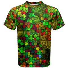 Artistic Cubes 01 Men s Cotton Tees