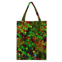 Artistic Cubes 01 Classic Tote Bags
