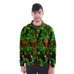 Artistic Cubes 01 Wind Breaker (men)