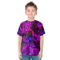 Artistic Cubes 2 Kid s Cotton Tee