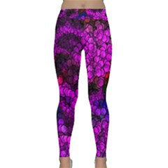 Artistic Cubes 2 Yoga Leggings