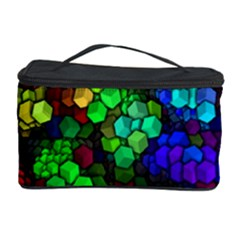 Artistic Cubes 4 Cosmetic Storage Cases