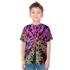 Artistic Cubes 5 Kid s Cotton Tee