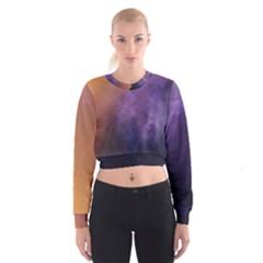 Women s Cropped Sweatshirt