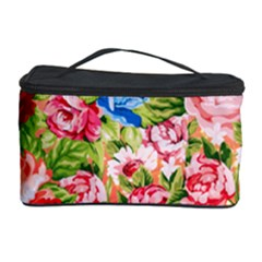 Pretty Sparkly Roses Cosmetic Storage Cases