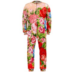 Pretty Sparkly Roses OnePiece Jumpsuit (Men)