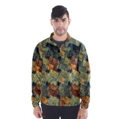 Stars circles and squares Wind Breaker (Men)