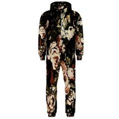 Dark Roses Hooded Jumpsuit (men)