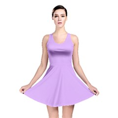 Purple Lavender Reversible Skater Dress