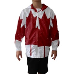 Style 3 Hooded Wind Breaker (Kids)