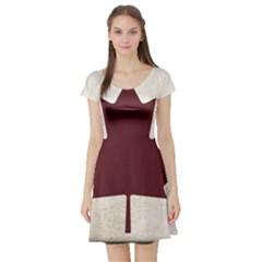 Style 4 Short Sleeve Skater Dresses