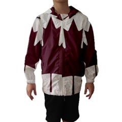 Style 4 Hooded Wind Breaker (Kids)