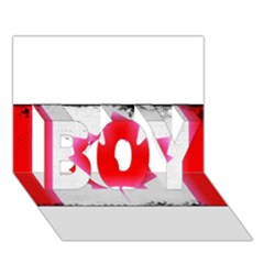 Style 5 BOY 3D Greeting Card (7x5)