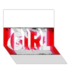 Style 5 GIRL 3D Greeting Card (7x5)