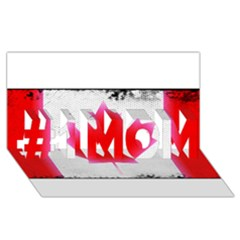 Style 5 #1 MOM 3D Greeting Cards (8x4)