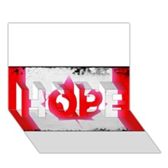 Style 5 Hope 3d Greeting Card (7x5)