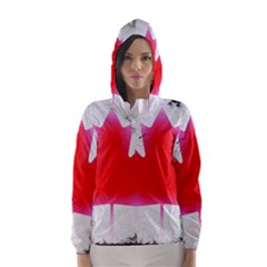 Style 5 Hooded Wind Breaker (women)