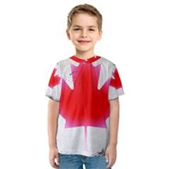 Style 5 Kid s Sport Mesh Tees