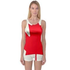 Style 7 Women s Boyleg One Piece Swimsuits