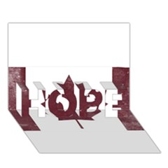 Style 8 HOPE 3D Greeting Card (7x5)