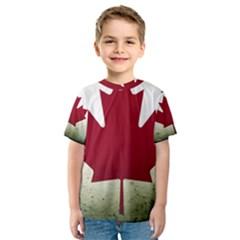 Style 9 Kid s Sport Mesh Tees