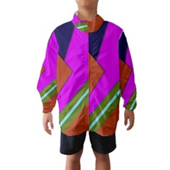 Geo Fun 13 Wind Breaker (Kids)
